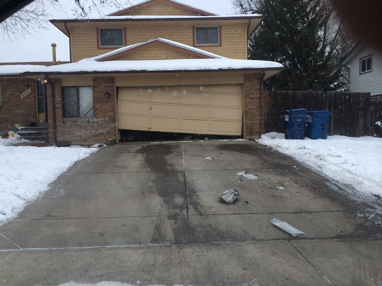 garage door repair service serving aurora all of colorado