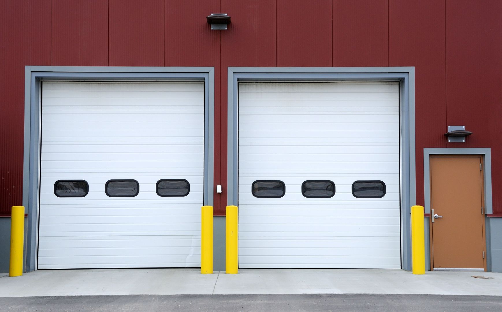 Highlands ranch garage door repair installation openers for Overhead garage door sizes