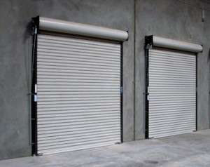 Rolling Commercial Garage Doors Aurora CO