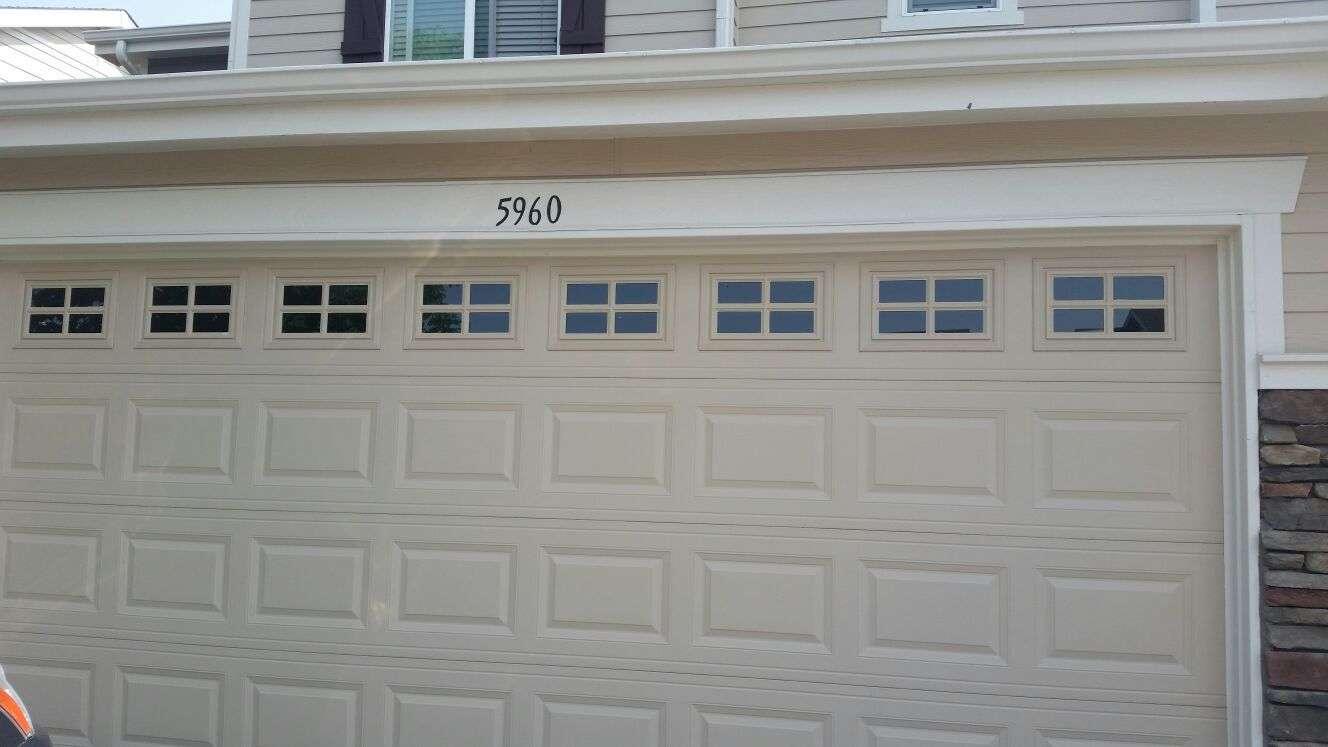 Littleton garage door repair dandk organizer for Garage door repair